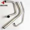 CNC Stainless steel tube handle parts bending services