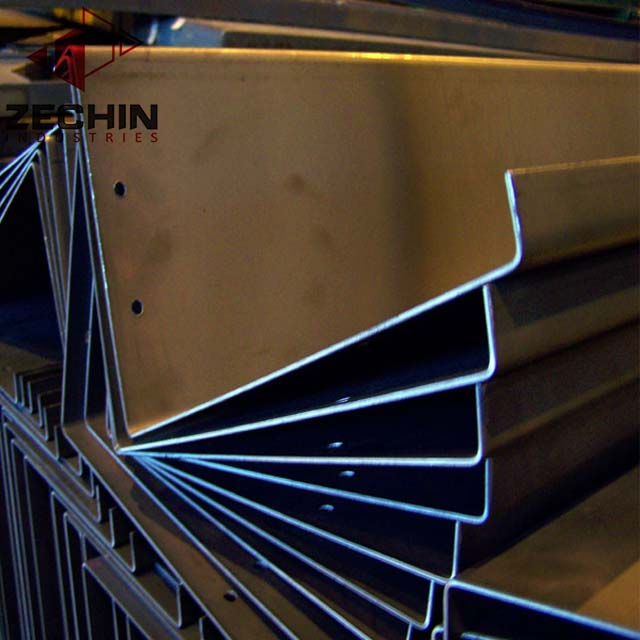 Laser Cutting And Bending Part Fabrication