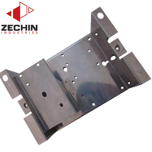 Sheet metal cnc bending services fabricated parts