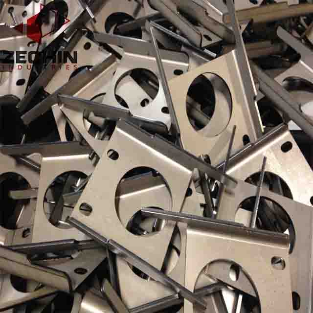 CNC Metal Bending and Press Brake Forming Services