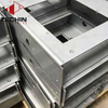 Welded sheet metal steel enclosures fabrications